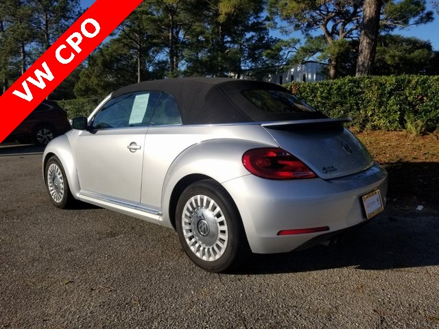 Certified Pre-Owned 2016 Volkswagen Beetle 1.8T S